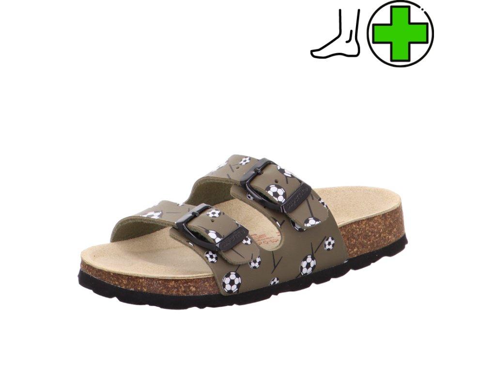 superfit 1 800111 7030 bio korkove pantofle superfit store