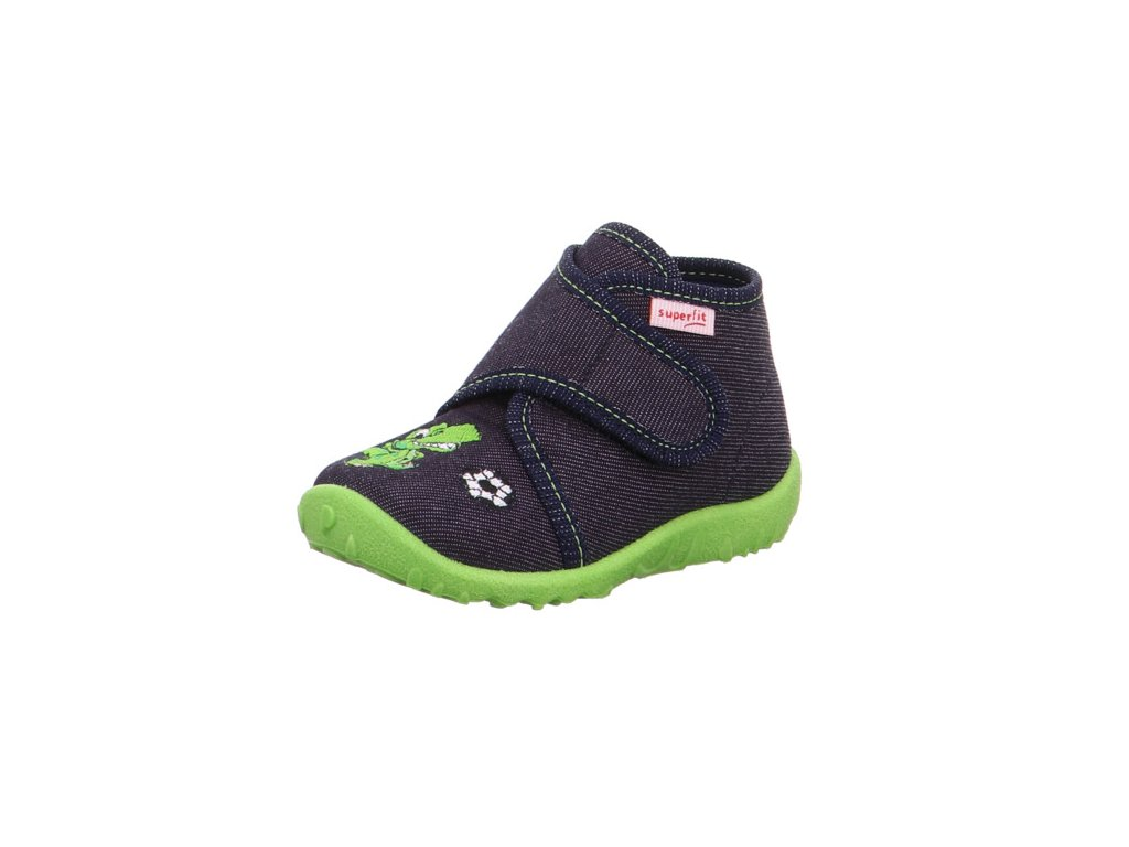 detske chlapecke domaci kotnikove papuce superfit 0 609253 8000