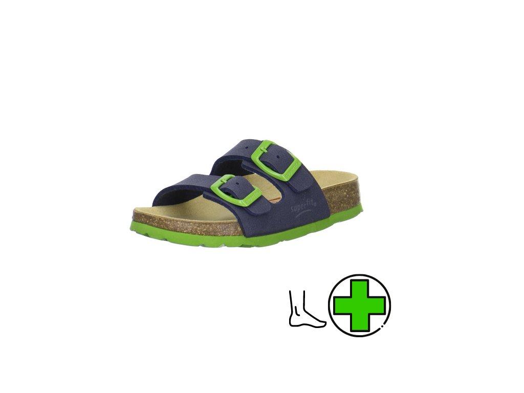 superfit 0 800111 8200 bio korkove pantofle superfit store