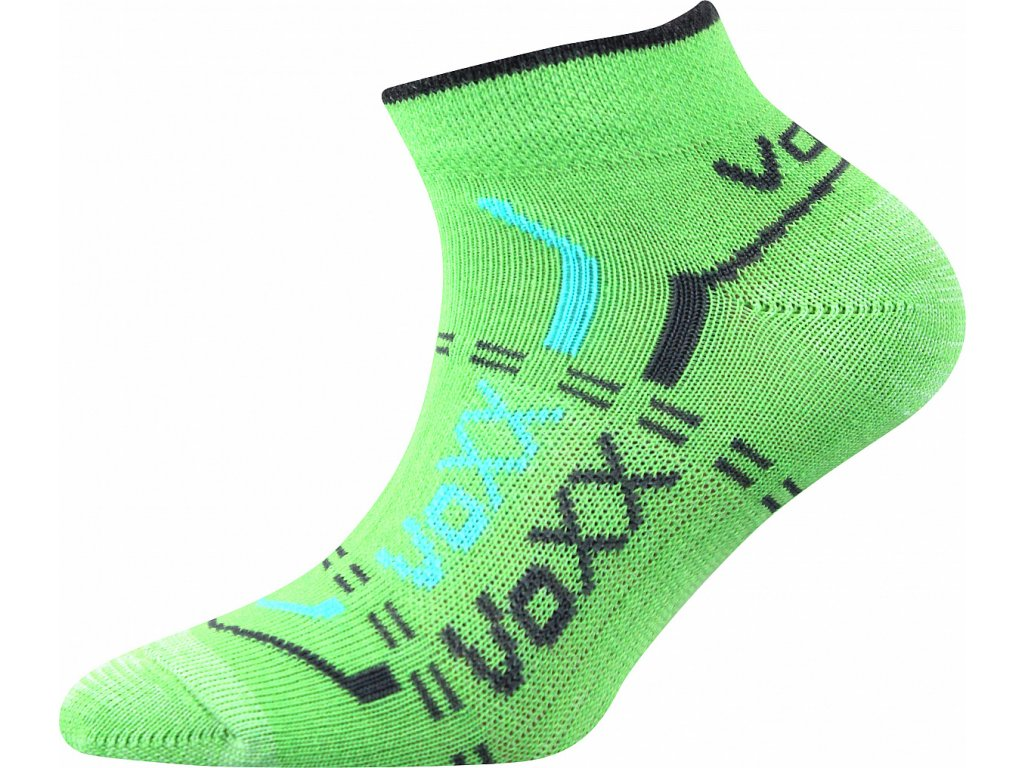ponozky kotnikove rexik 01 zelena a superfit store