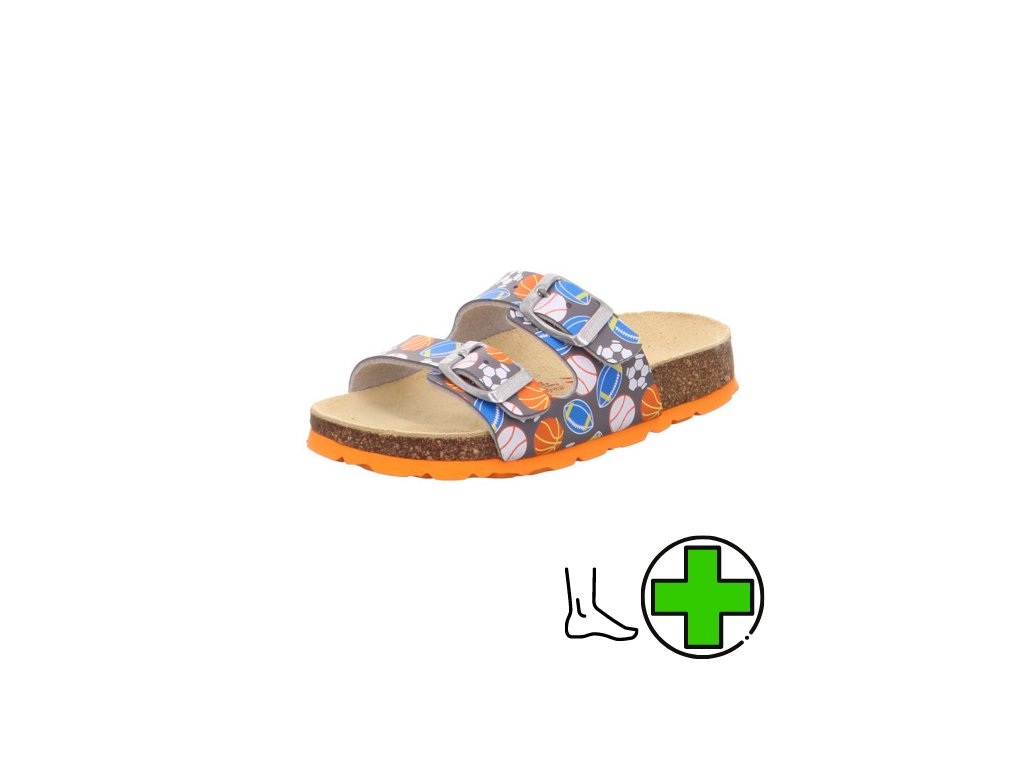 superfit 0 600111 2100 bio korkove pantofle superfit store