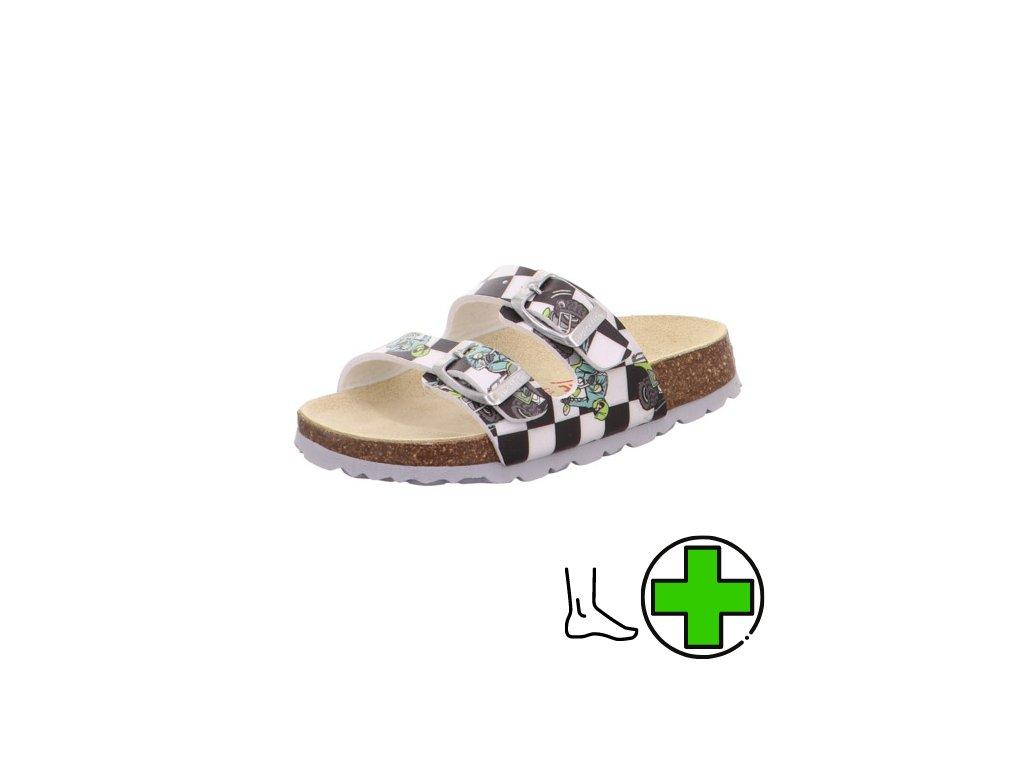 superfit 0 600111 2200 bio korkove pantofle superfit store