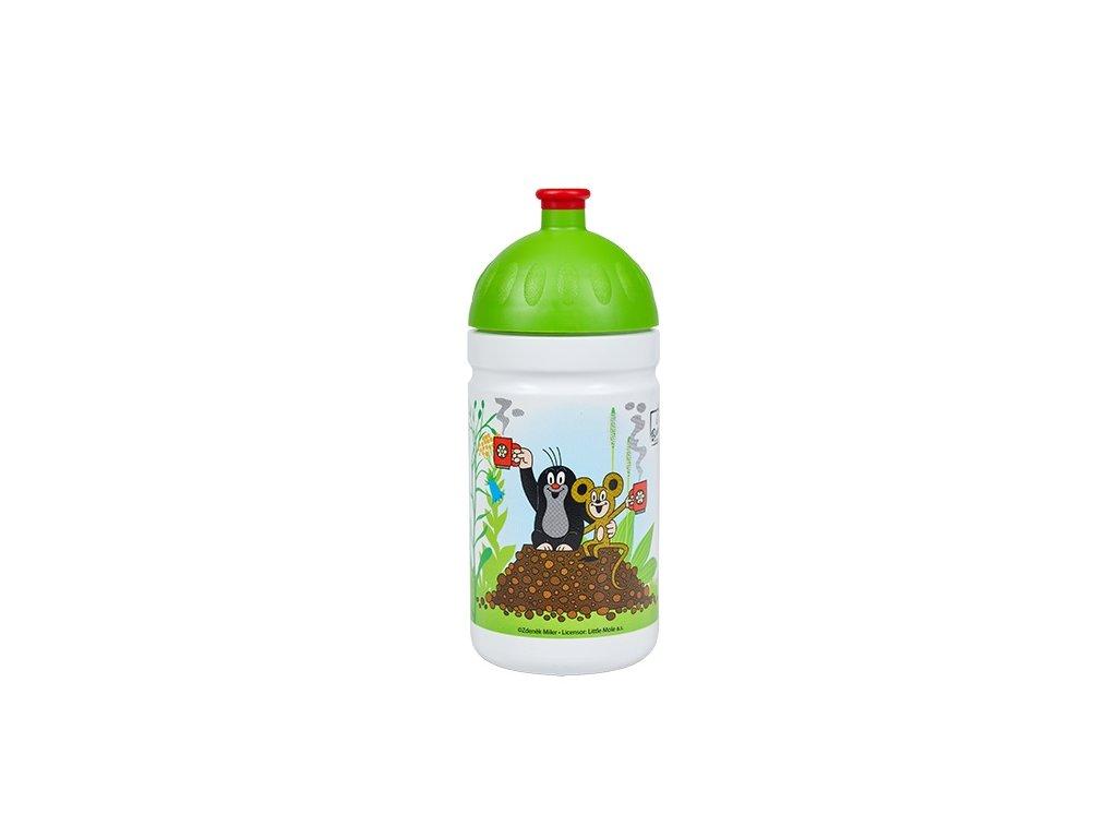 zdrava lahev krtek a jahody 0 5l zelena obouvame.online
