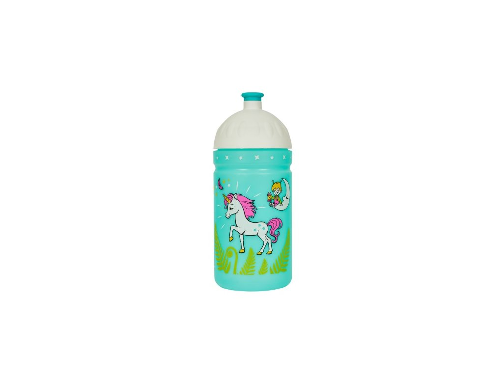 zdrava lahev 0 5 l jednorozec a vily (1)