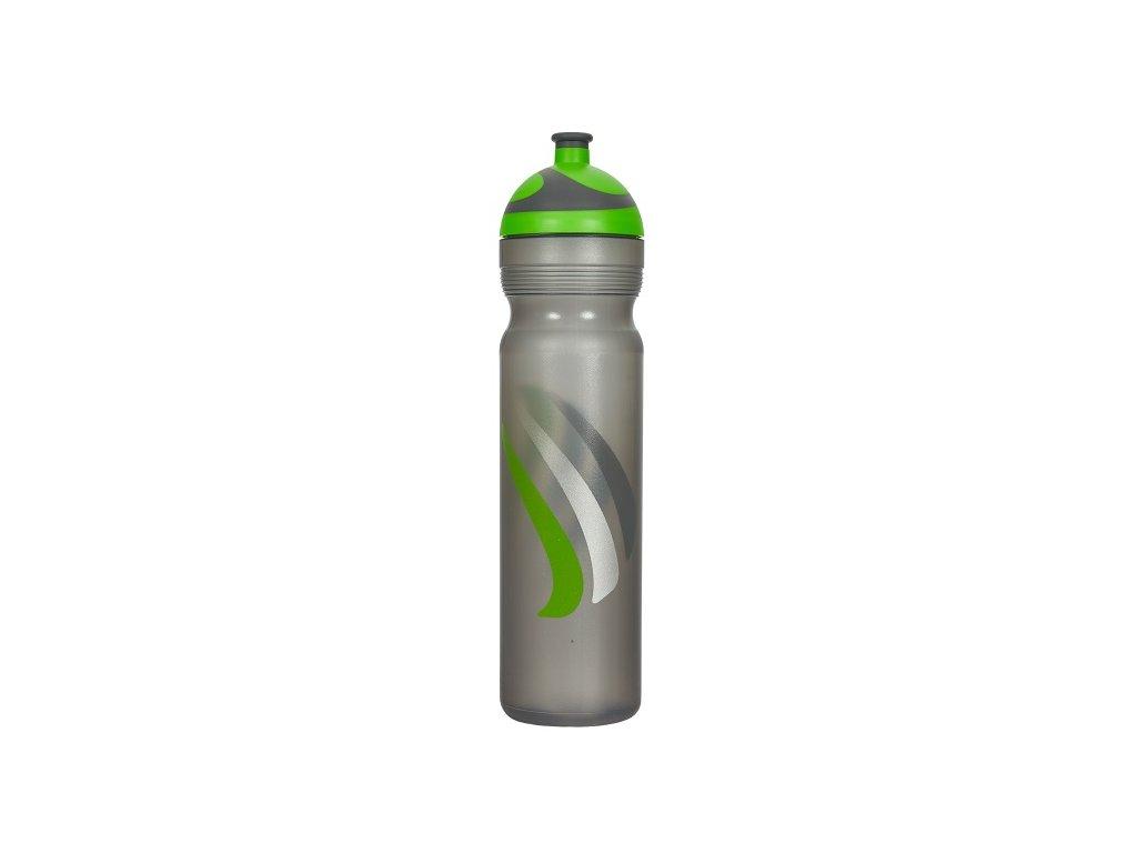 zdrava lahev 1 litr bike 2k19 zelena obouvame online (6)