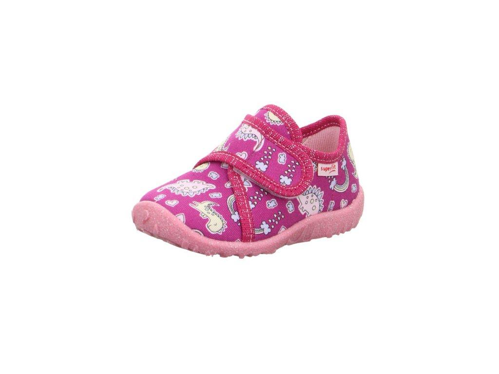 detske divci domaci kotnikove papuce superfit spotty 1 009246 9000 (1)