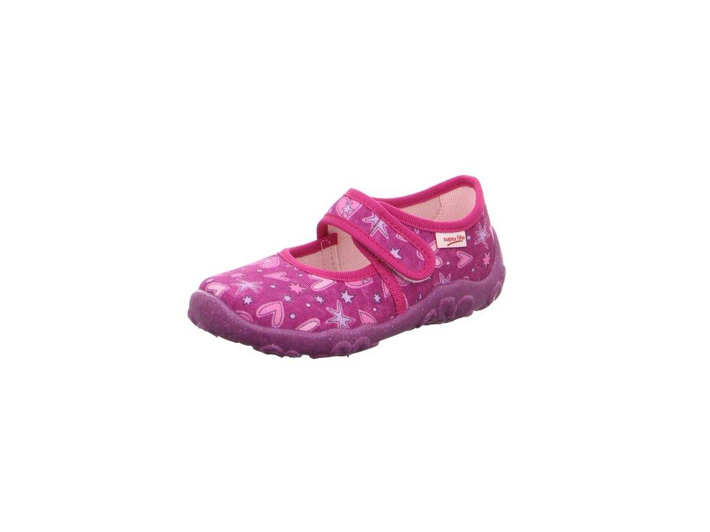 Superfit BONNY 0-500283-5000 papuče bačkory - (Velikost EU 38)