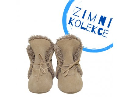 capacky kozene barefoot babice zimni nbw 100 bezova superfit store (4)