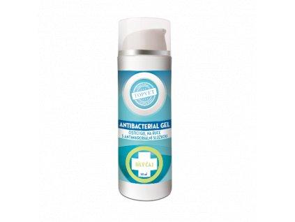 antibakterialni gel na ruce bily caj superfit store