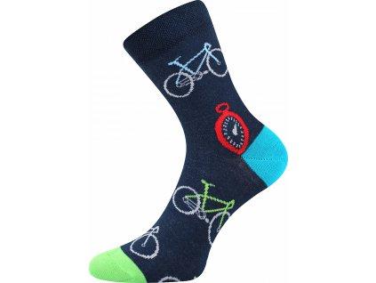 ponozky cyklo kola vesele obrazkove vtipne superfit store