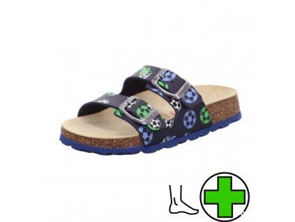 superfit 1 800111 8020 bio korkove pantofle superfit store