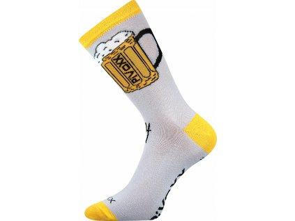 ponozky pivoxx ii pivo vesele obrazkove vtipne superfit store