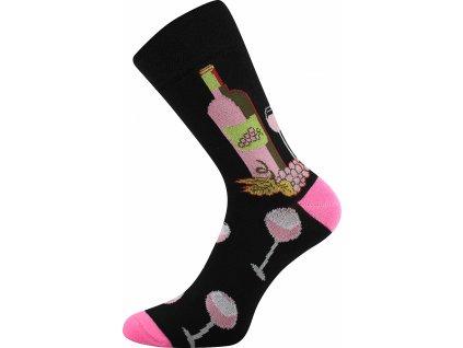 ponozky panske vinoxx vino vesele obrazkove vtipne 3 superfit store