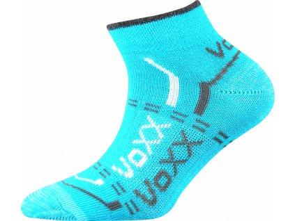 ponozky kotnikove rexik 01 modra a superfit store