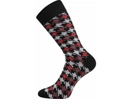 ponozky dikarus pepito cervena b vesele obrazkove vtipne superfit store