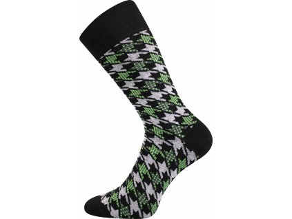 ponozky dikarus pepito zelena a vesele obrazkove vtipne superfit store