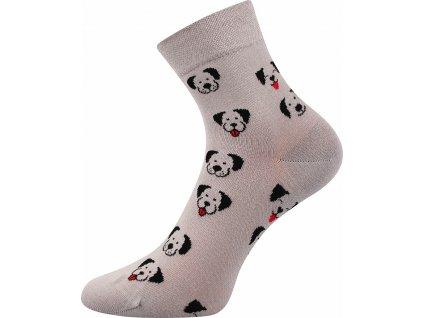 ponozky pejsci felixa seda a vesele obrazkove vtipne superfit store