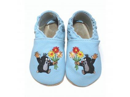 capacky kozene barefoot babice em 015 krtecek superfit store