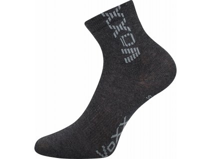 Ponožky ADVENTURIK šedá A (Barvy Šedá A, Velikosti ponožek 20-22 (30-34))