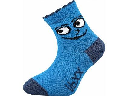 ponozky kojenecke kukik modra c superfit store
