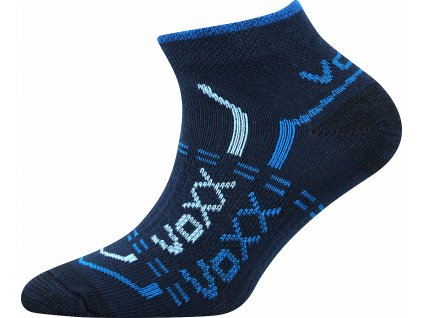 ponozky kotnikove rexik 01 modra b superfit store