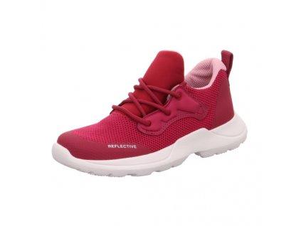 Dětské dívčí boty tenisky Superfit 0-606212-5000 (Velikosti 31)