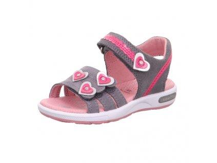 detske divci letni sandalky superfit 0 606133 2500