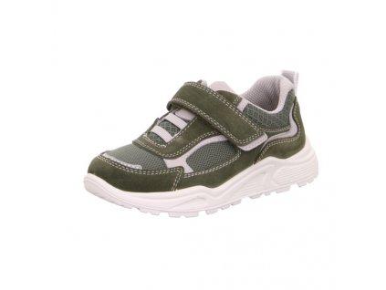 Dětské chlapecké a dívčí celoroční boty tenisky Superfit 0-609319-7000 (Velikosti 31)