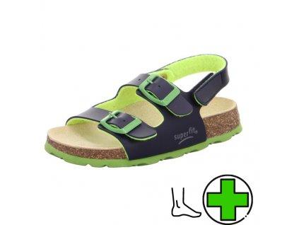 superfit 0 400124 8100 bio korkove sandaly superfit store
