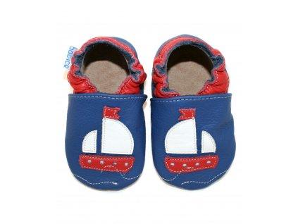 capacky kozene barefoot babice ba 011 lodicka (1)