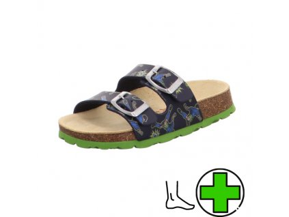 superfit 0 600111 8100 bio korkove pantofle superfit store