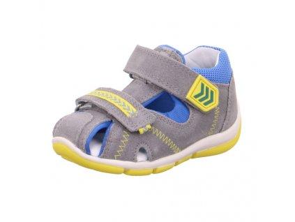 superfit freddy 0 609145 2500 chlapecke letni sandaly obouvame online