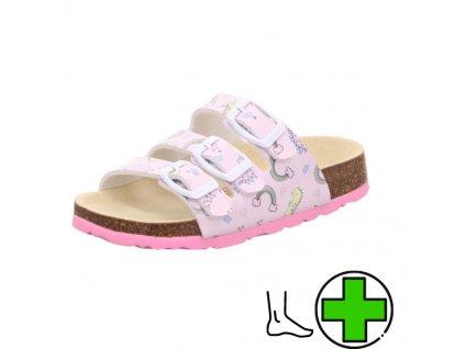 superfit 1 000113 5500 bio korkove pantofle superfit store