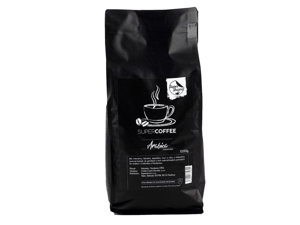 Superstrava Supercoffee Arabica 1kg