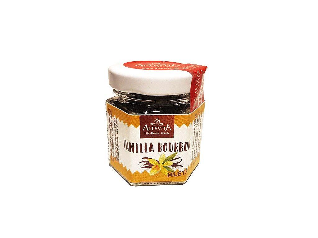 Altevita Vanilka Bourbon Mletá 10g