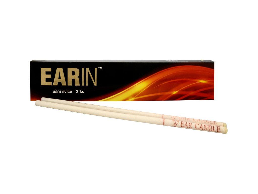 Earin ušné sviece 2 ks