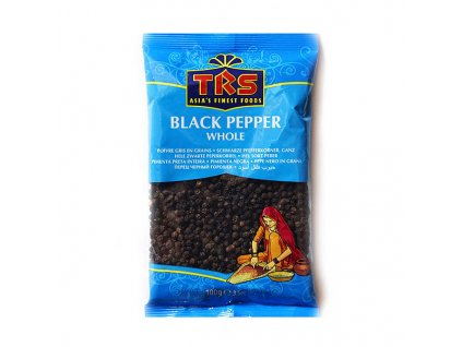 TRS Peper čierny celý 100g