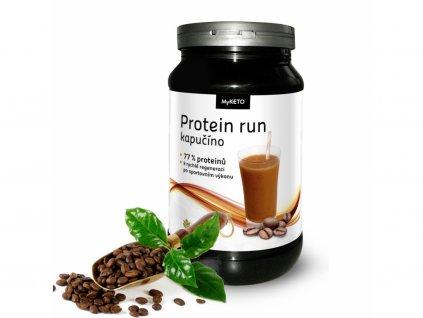 806 myketo protein gym and body k rychle regeneraci po sportu kapucino