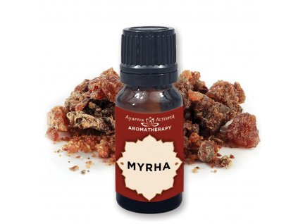 Altevita 100% esenciálny olej MYRHA - Olej pokánia a spasenia 10ml