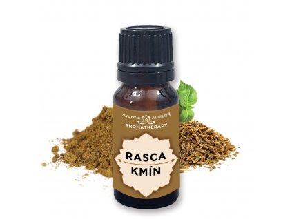 Altevita 100% esenciálny olej RASCA RÍMSKA - Olej vytrvalosti 10ml