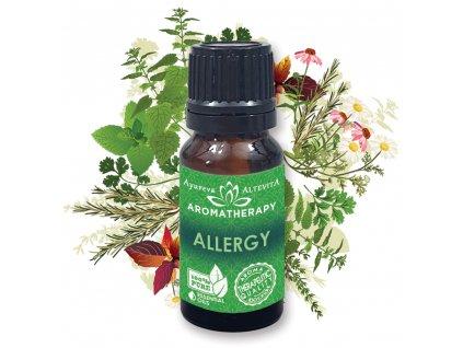 Altevita zmes esenciálnych olejov ALLERGY (sezónna alergia) 10ml