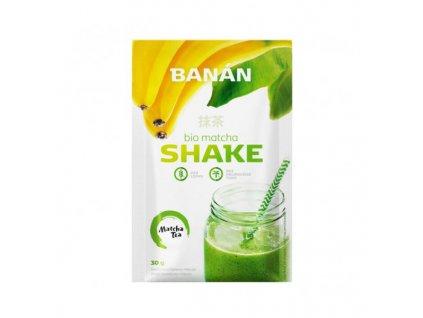 Kyosun Bio Matcha Shake Banán 30 g