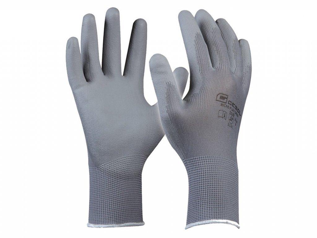 Pracovné rukavice GEBOL Micro-Flex č.8