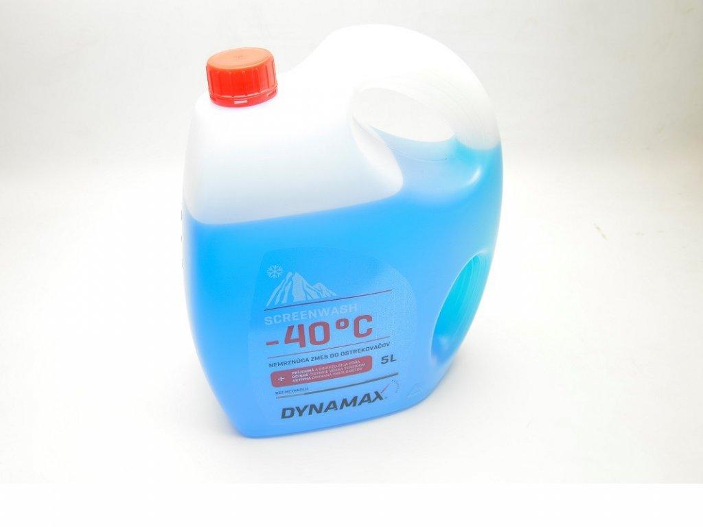 VODA DO OSTREKOVACOV DYNAMAX -40 5L