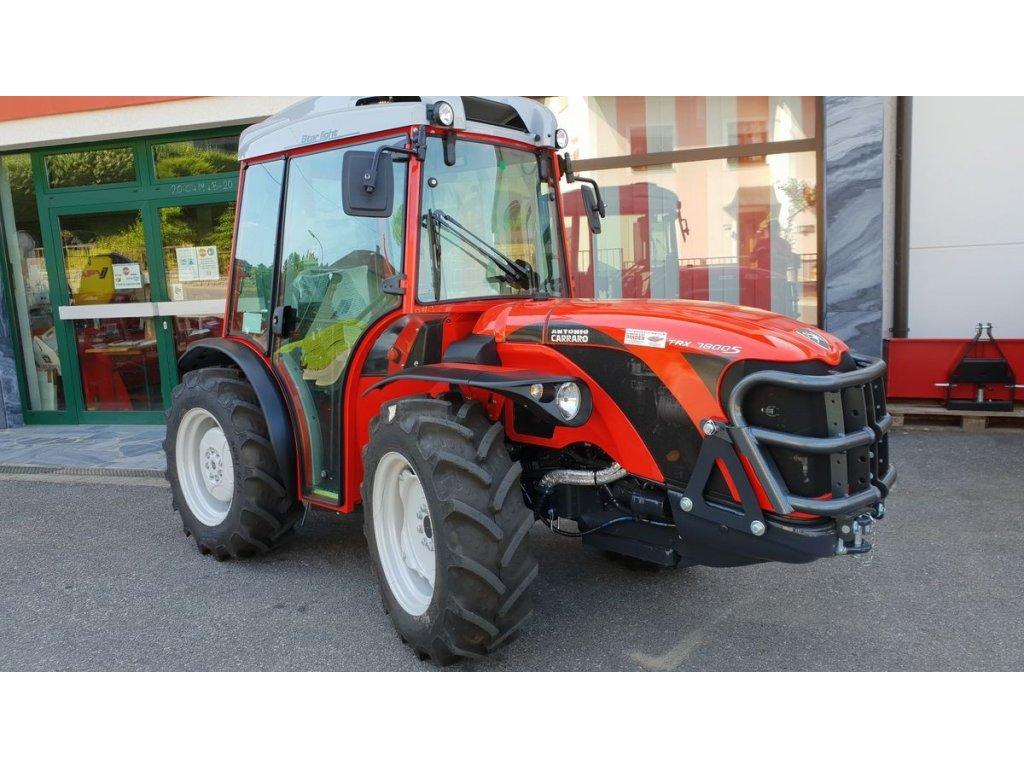 Traktor AC TRX7800S kabína