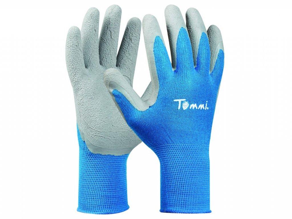 Záhradné rukavice GEBOL Tommi Himbeere veľ. L