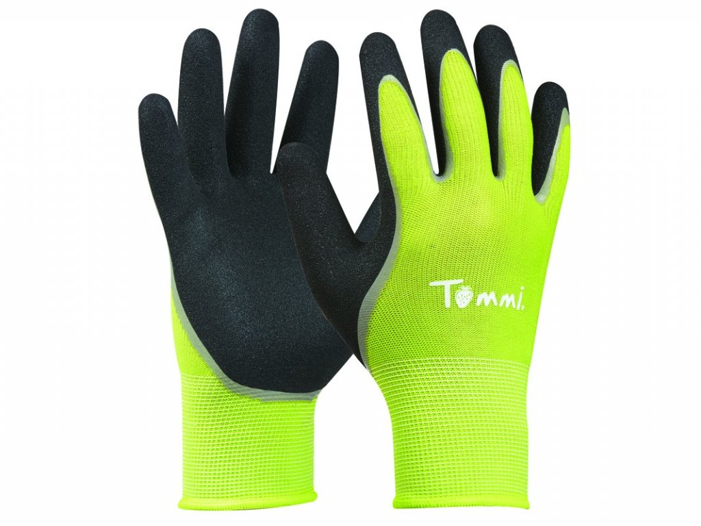 Záhradné rukavice GEBOL Tommi Apfel veľ. S