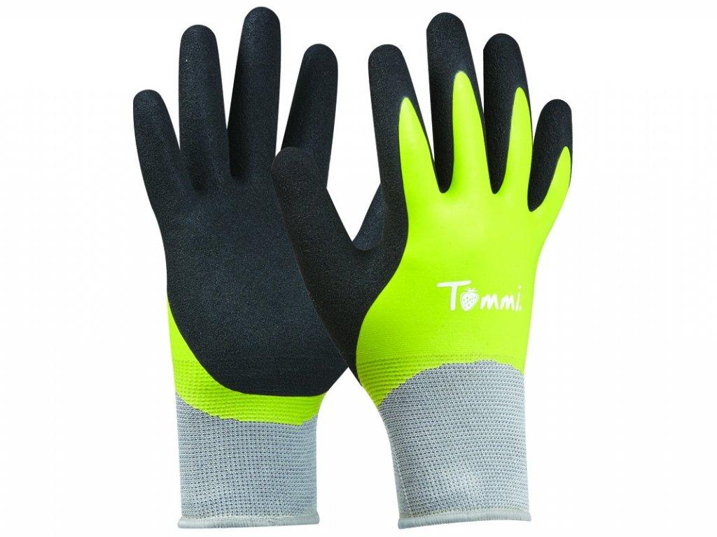 Záhradné rukavice GEBOL Tommi Birne veľ. S
