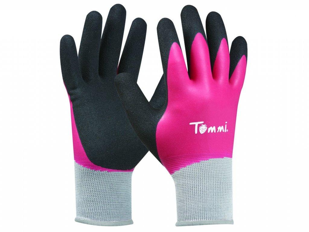 Záhradné rukavice GEBOL Tommi Birne veľ. M
