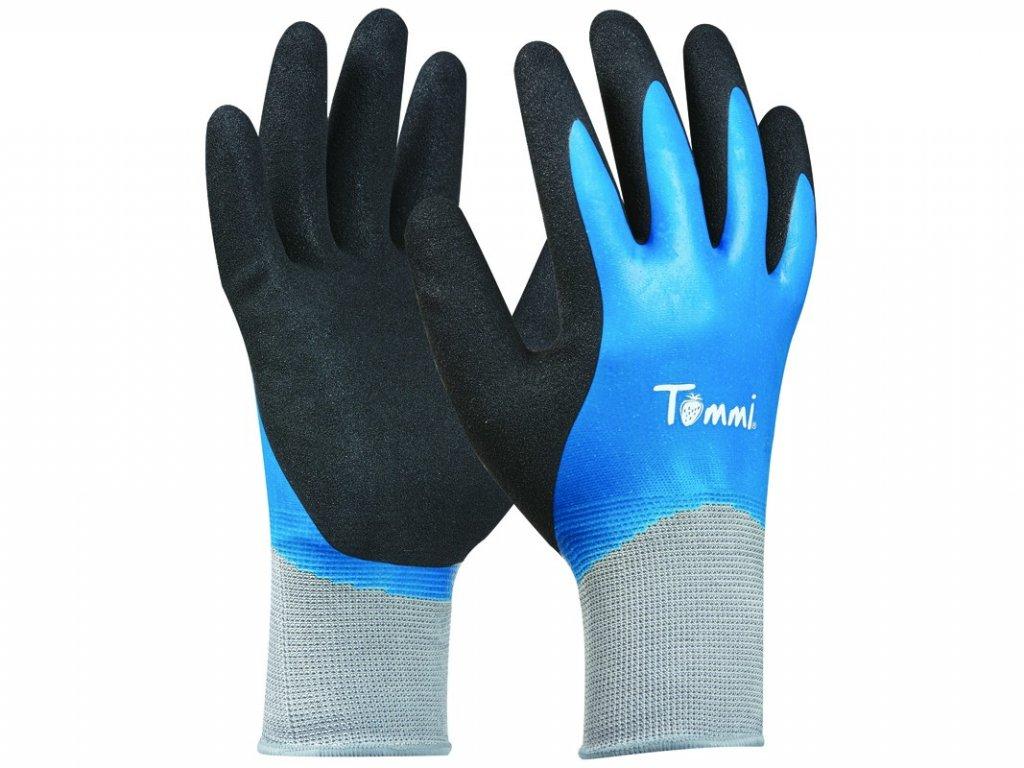 Záhradné rukavice GEBOL Tommi Birne veľ. L